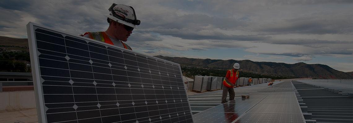 Solar panel installation careers